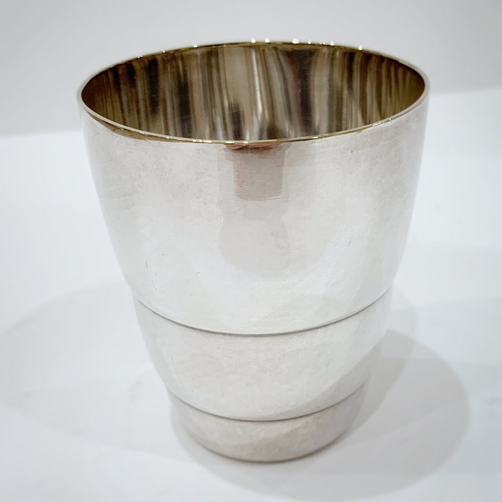 Estate Collection Silver Plate - Cup Tulip