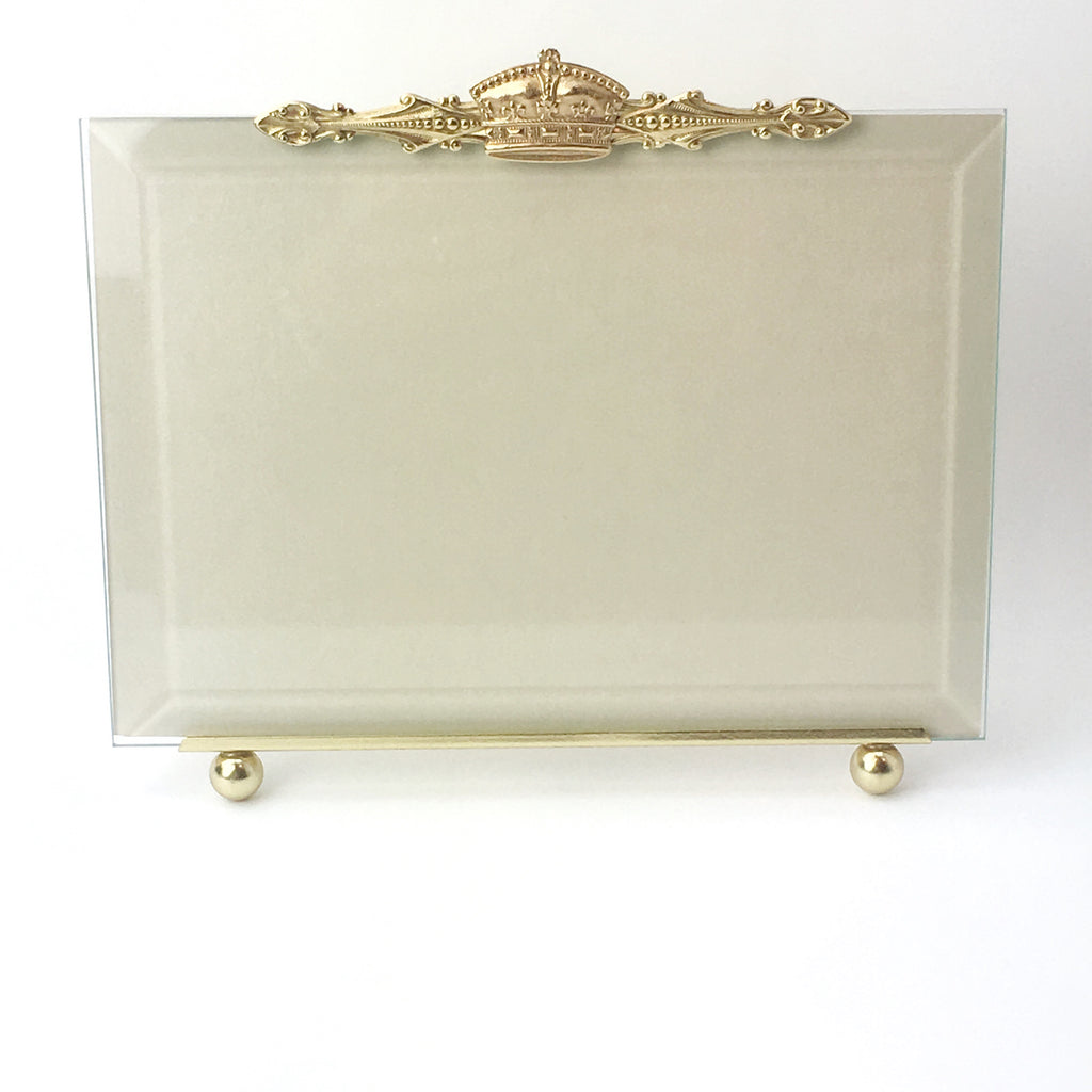 Imperial Crown Picture Frame