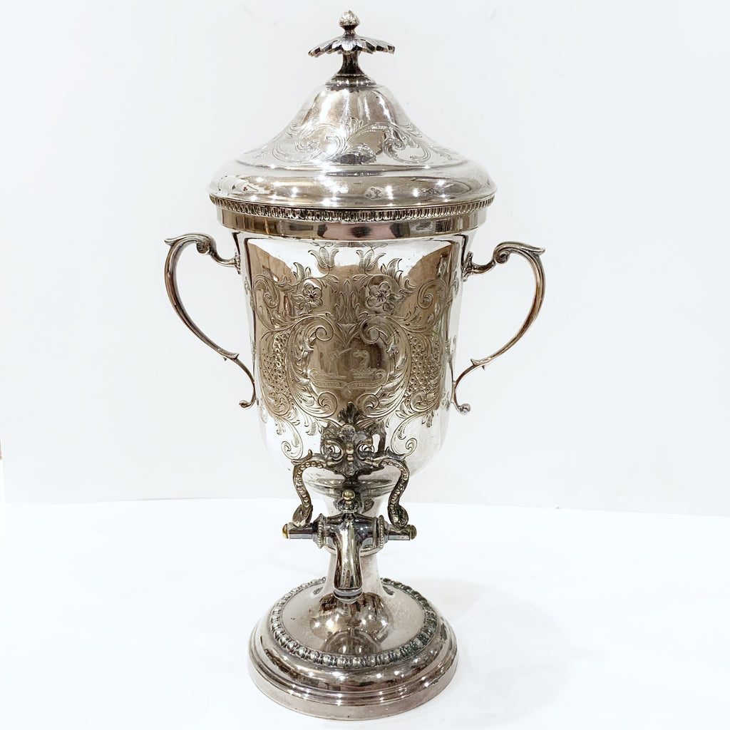 Estate Collection Silver - Urn Antique (English) Coffee