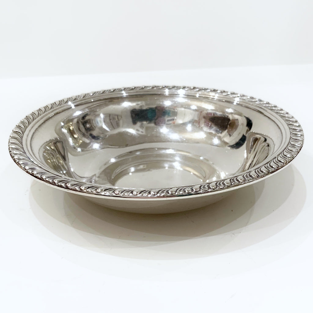 Estate Collection Sterling - Bowl Small Manchester