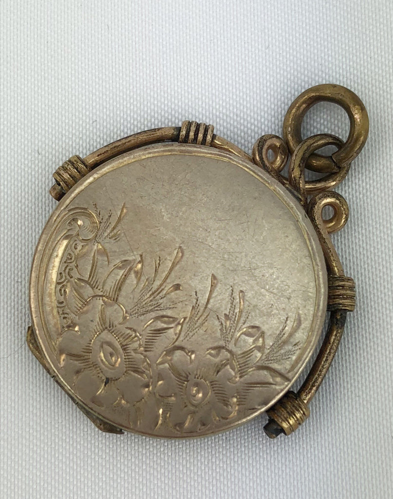 Estate Collection Wadsworth Gold Locket
