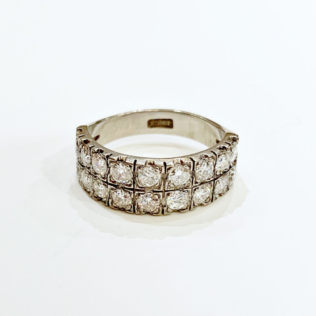 Estate Collection Ring - Vintage Diamond