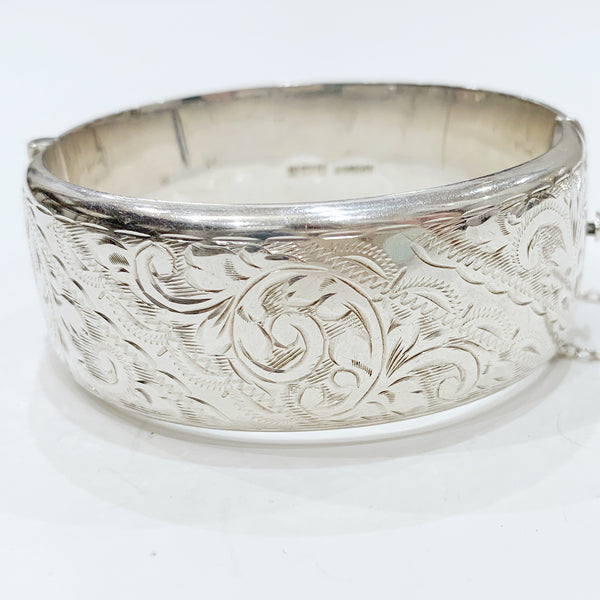 Estate Collection Bracelet - Sterling Silver