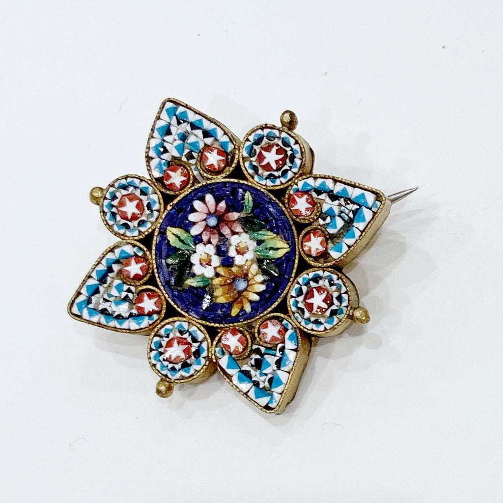 Estate Collection Brooch - Vintage Italian