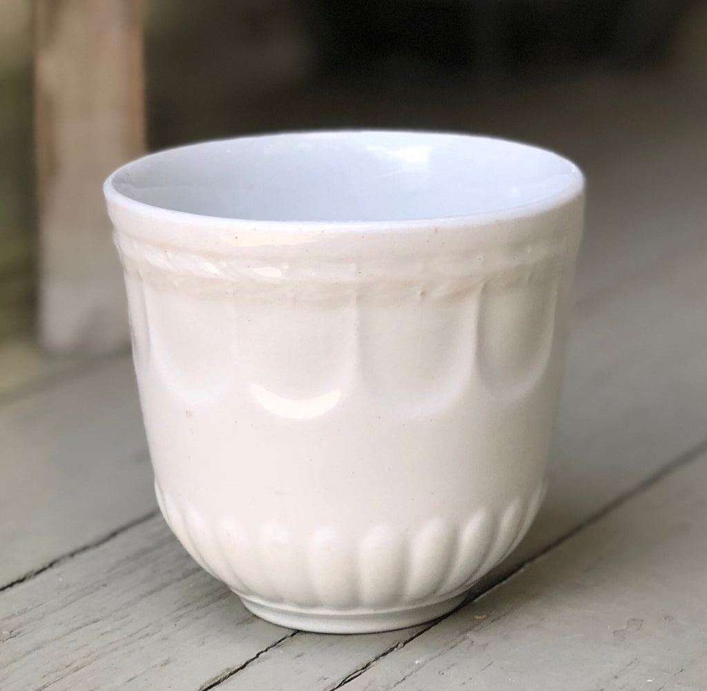 Estate Collection Ironstone- Cup