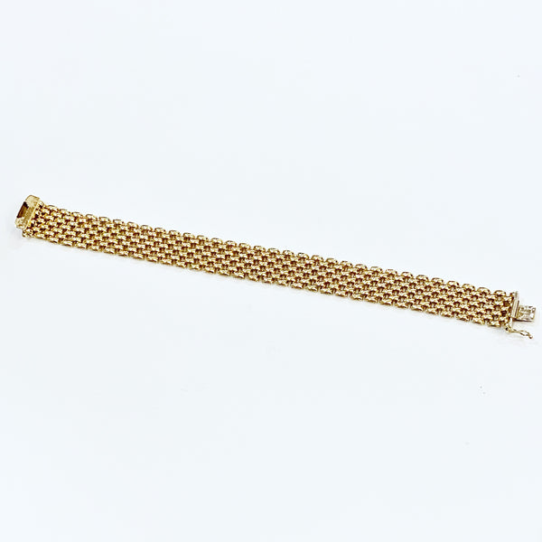 Estate Collection Bracelet - 18K Yellow Gold