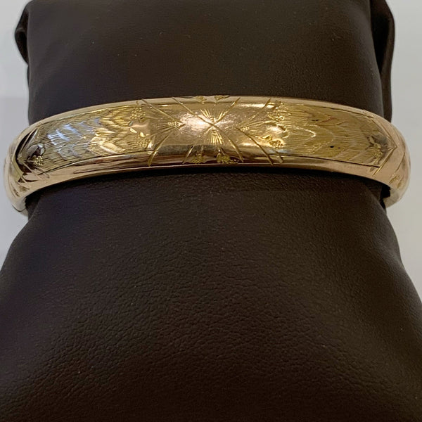 Estate Collection - Vintage Gold Filled Bangles