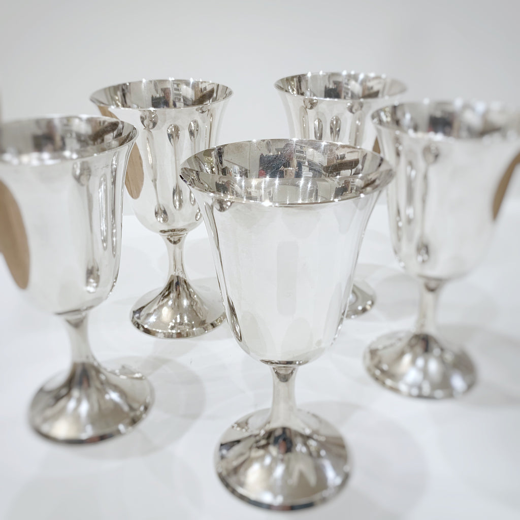 Estate Collection Sterling - Goblets by Stieff