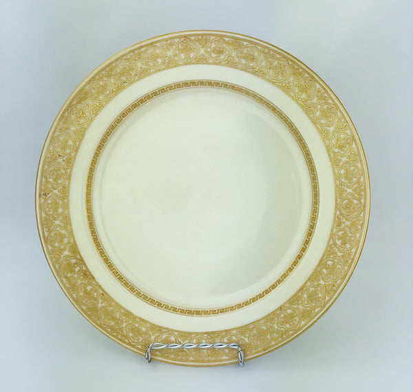 Estate Collection China - Plates Set of 11 Limoges Dinner Plates