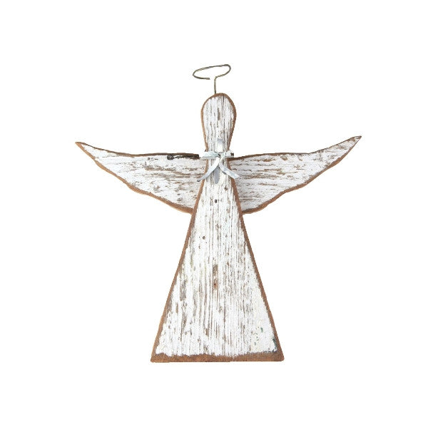 Barn Wood Angel