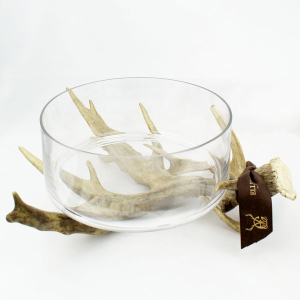White Stag Round Bowl Holders