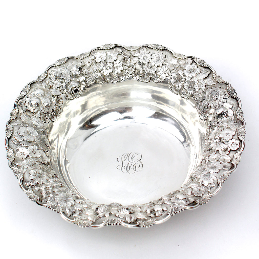 Estate Collection Sterling - Bowl Round Serving