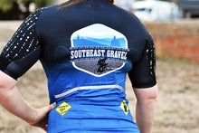Load image into Gallery viewer, Southeast Gravel Women's Cycling Jersey
