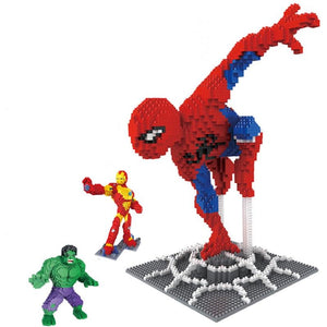 Superhero Micro Building Block