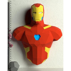 Ironman Papercraft