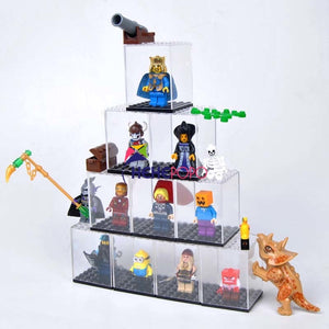 Acrylic Blocks Display Plastic Cases