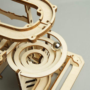 4 Kinds Marble Run