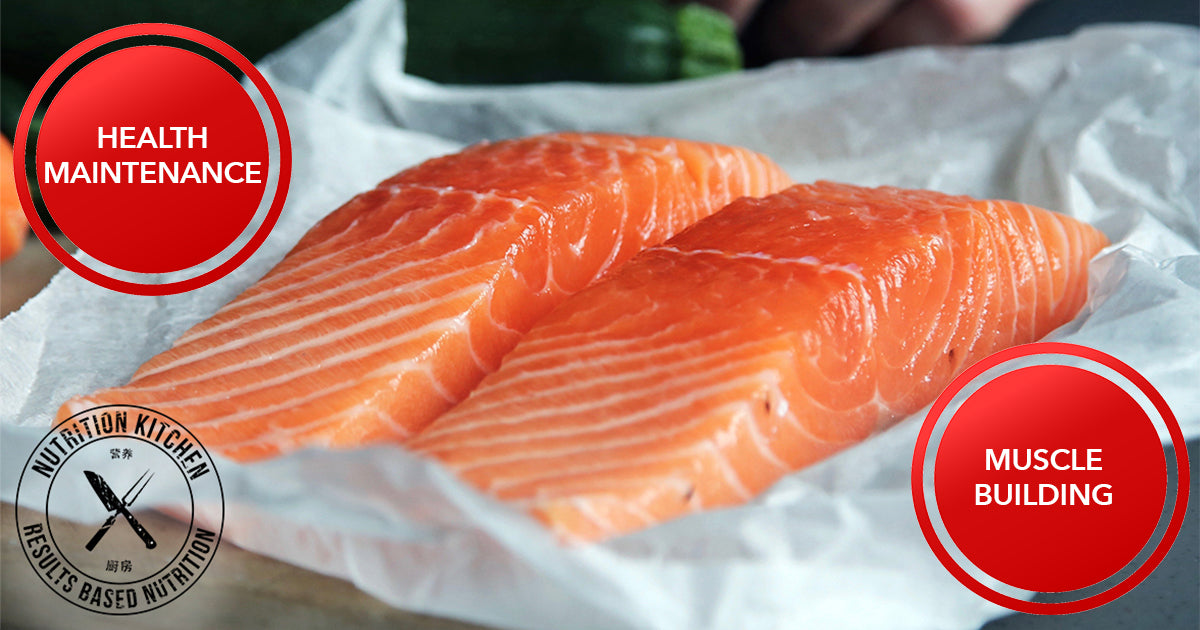 The superfood power of Salmon