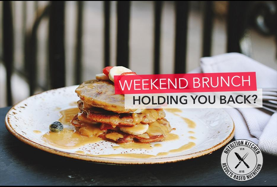 Is your weekend Brunch habit holding you back? And how to fix it without ruining your social life.