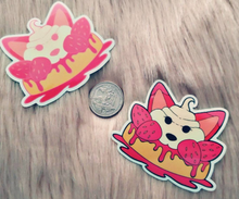 Load image into Gallery viewer, Strawberry Fox Stickers