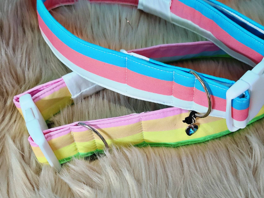 Pride Fursuit Collars
