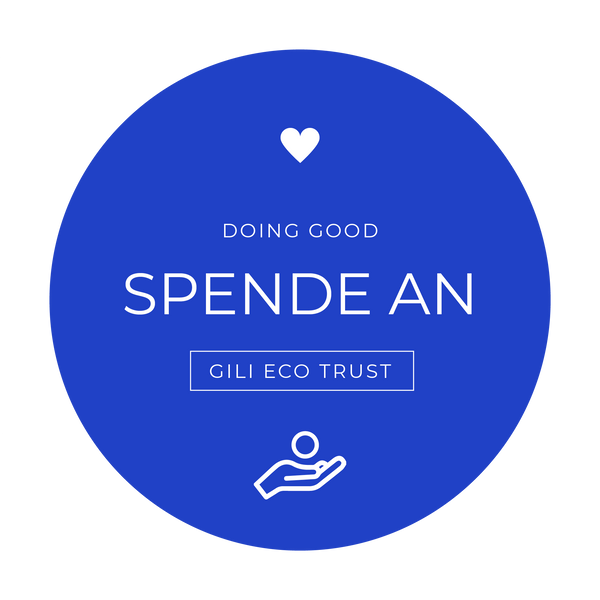 Spende an Gili Eco Trust