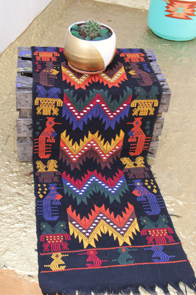 Handwoven Rug/Table runner/wall hanging