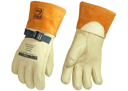 Youngstown Leather Protectors Gloves
