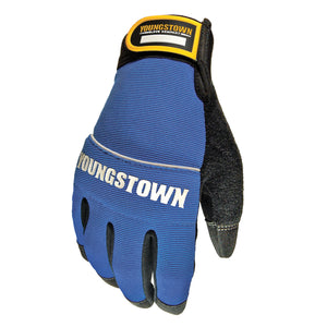 06-3020-60 Youngstown Mechanics Plus Glove - Velcro Closure with ID Tag