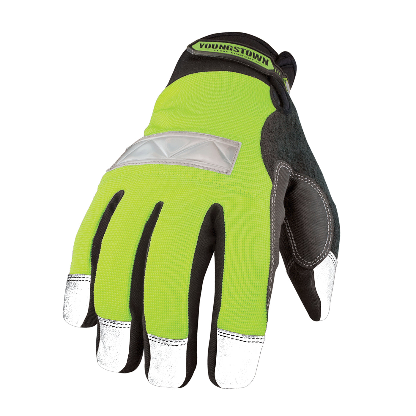 Safety Lime Winter