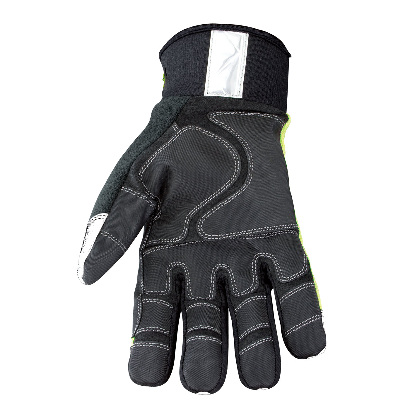 08-3710-10 Youngstown Safety Lime Winter Glove - Main image