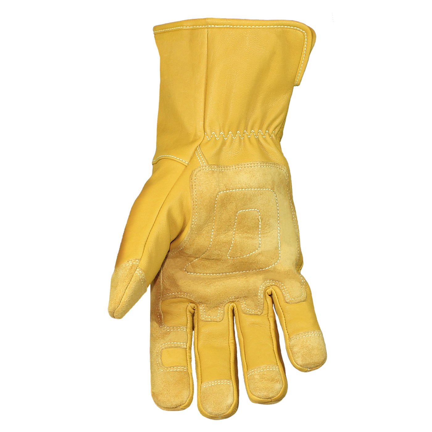 11-3285-60 Youngstown FR Waterproof Leather Utility Glove - Main image
