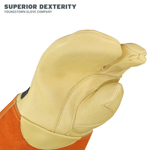 16-5150-14 Youngstown Primary LP Mitt Glove - FR Strap System
