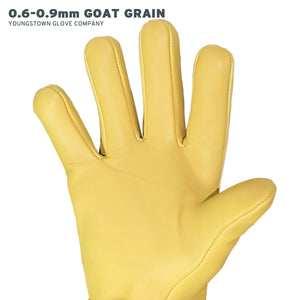 "13"" Cut Resistant Secondary Leather Protector - Goat Grain"
