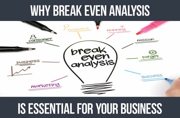 Break Even Point Calculation in Excel with free Template