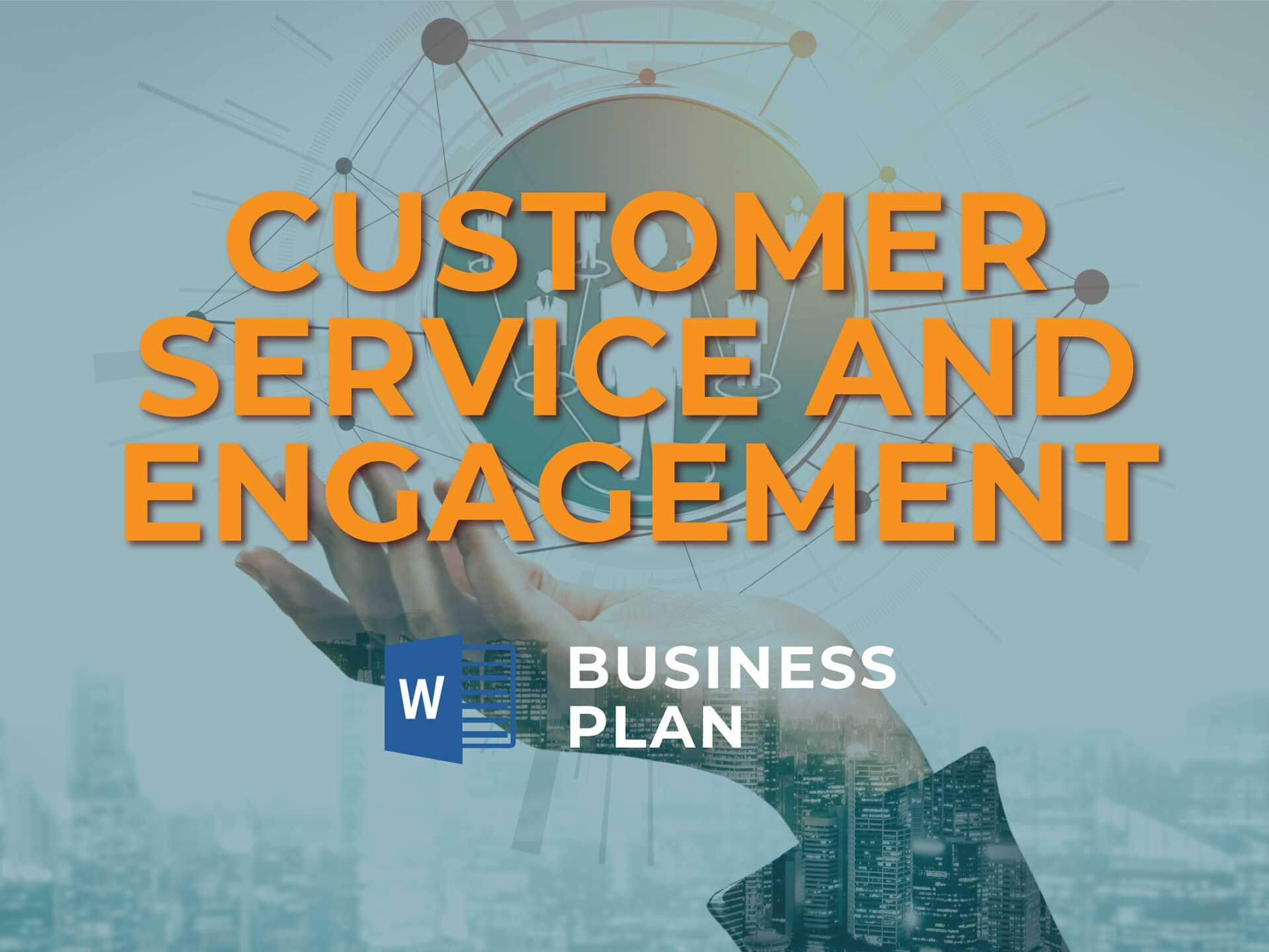 Customer Service And Engagement Business