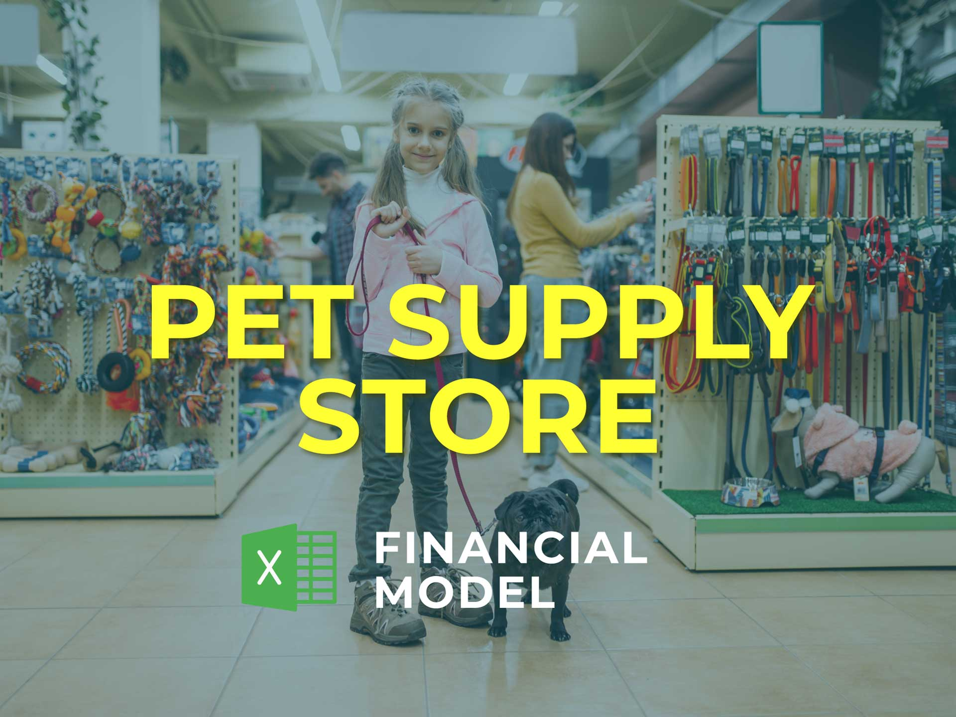 Pet Supply Store
