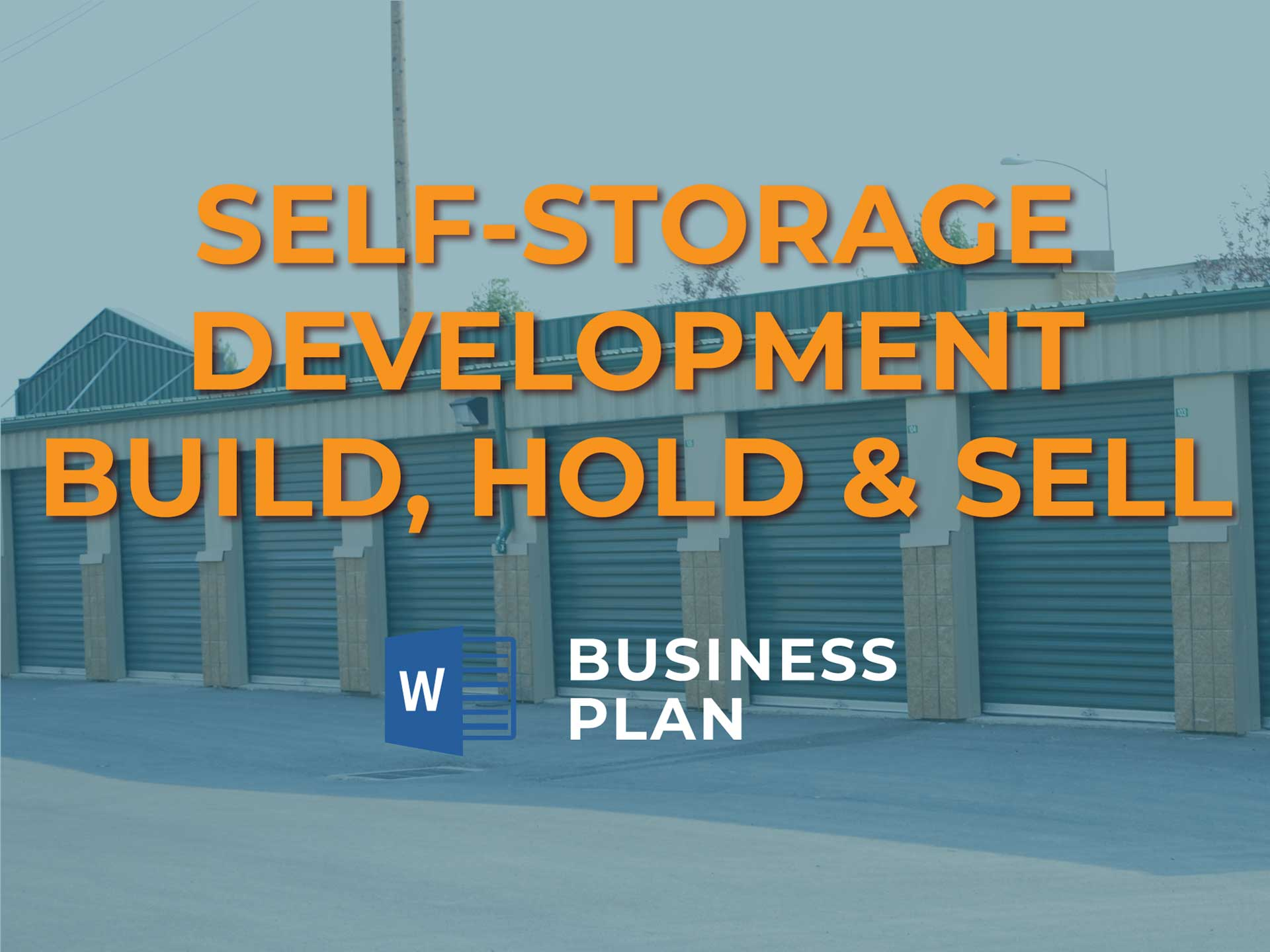 Self Storage Dev