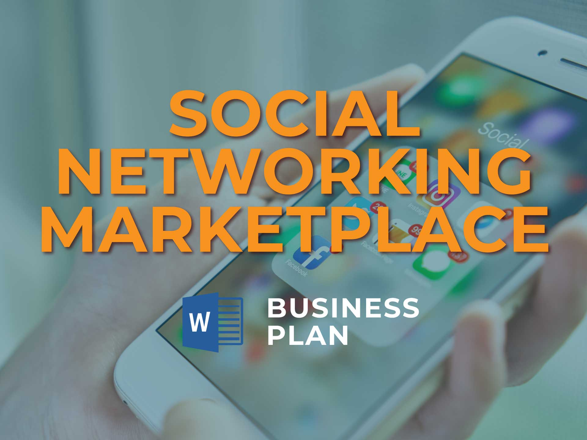 Social Networking Marketplace
