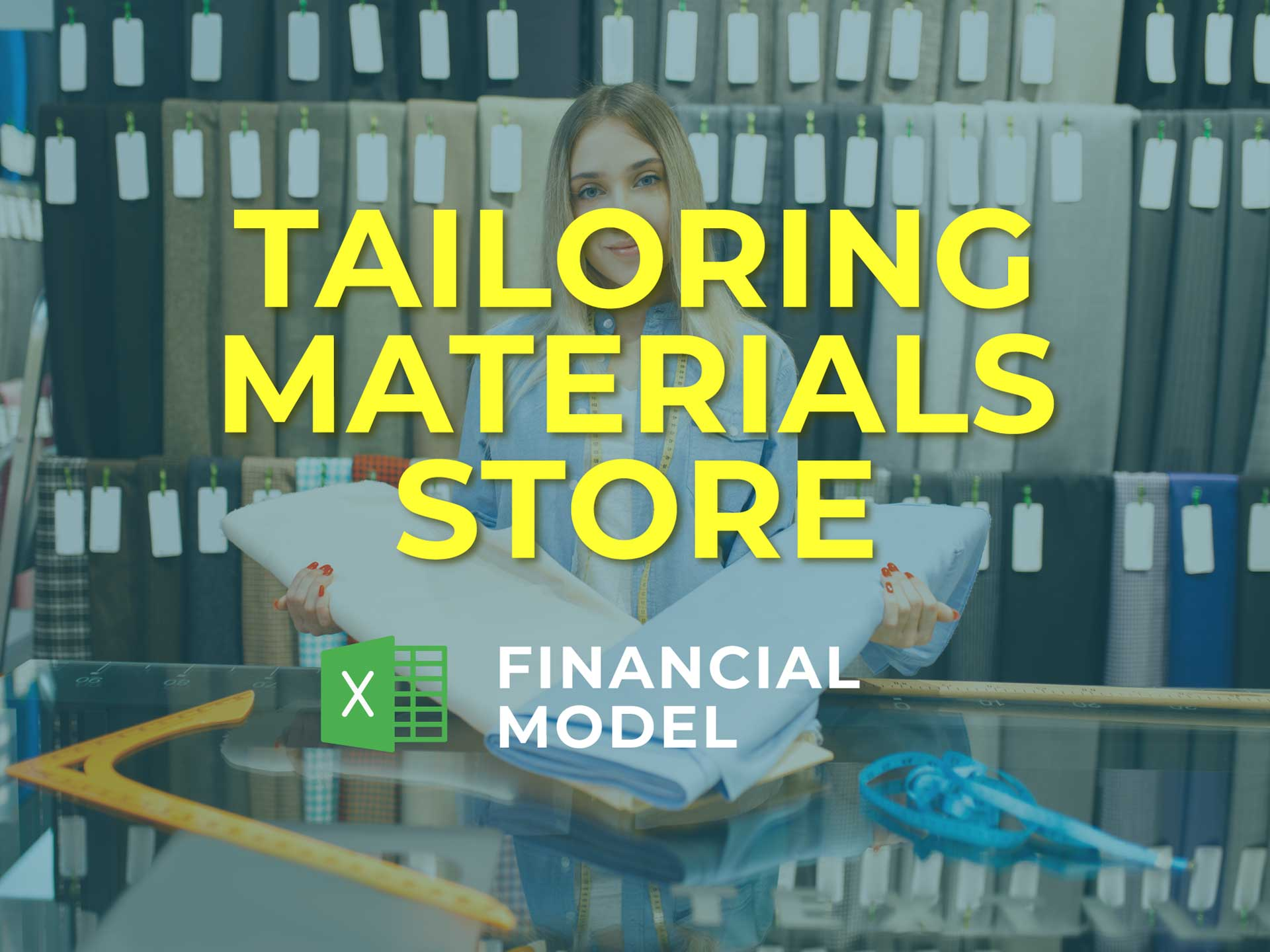 Tailoring Materials Store