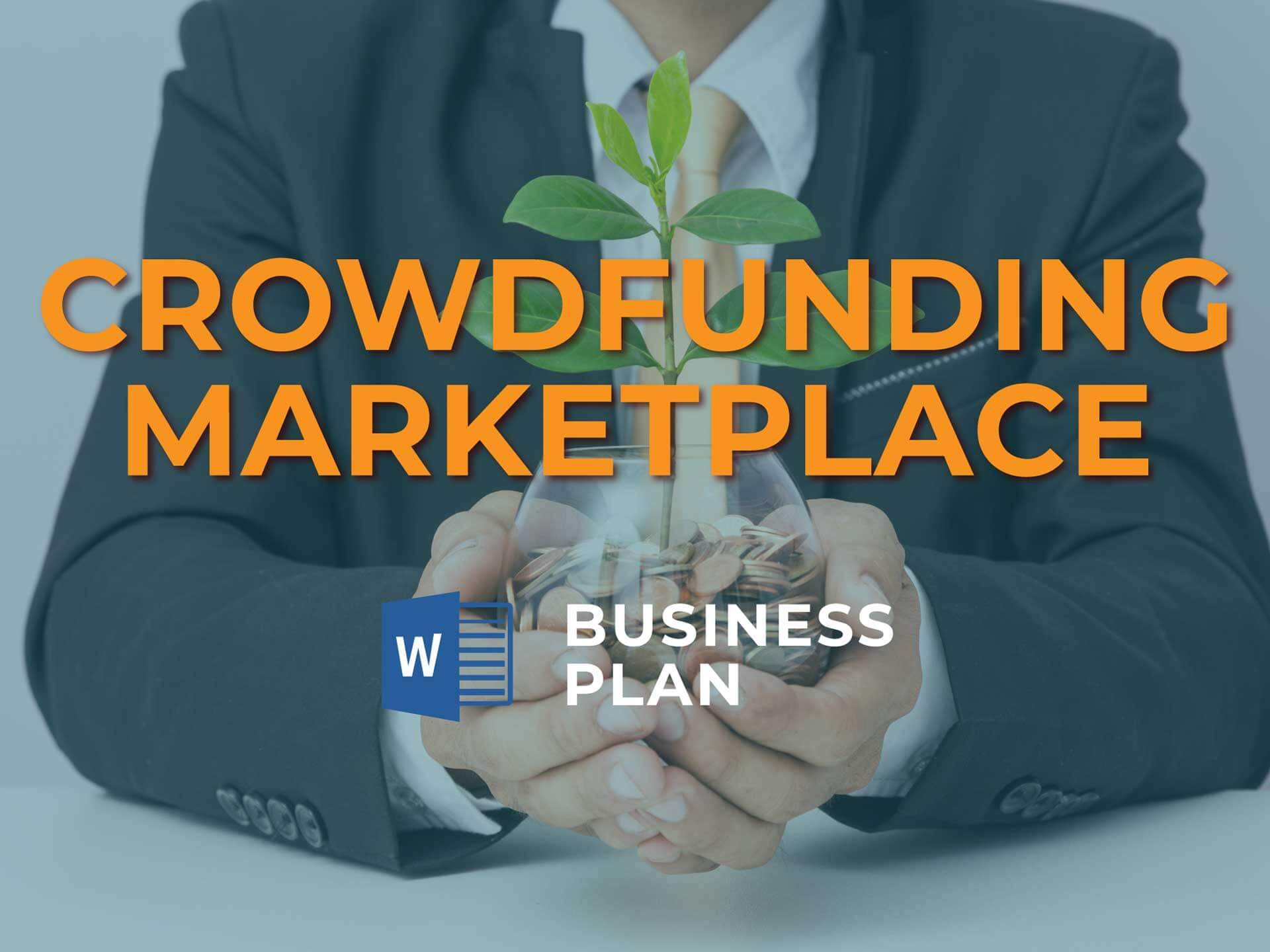 Crowdfunding Marketplace