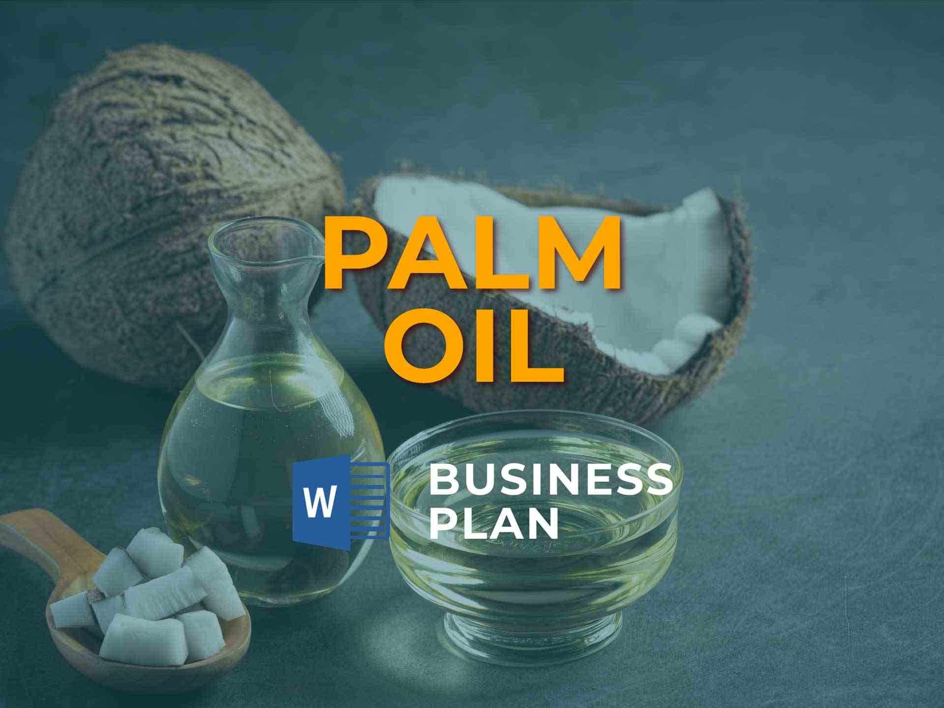 Palm Oil Bp 1920