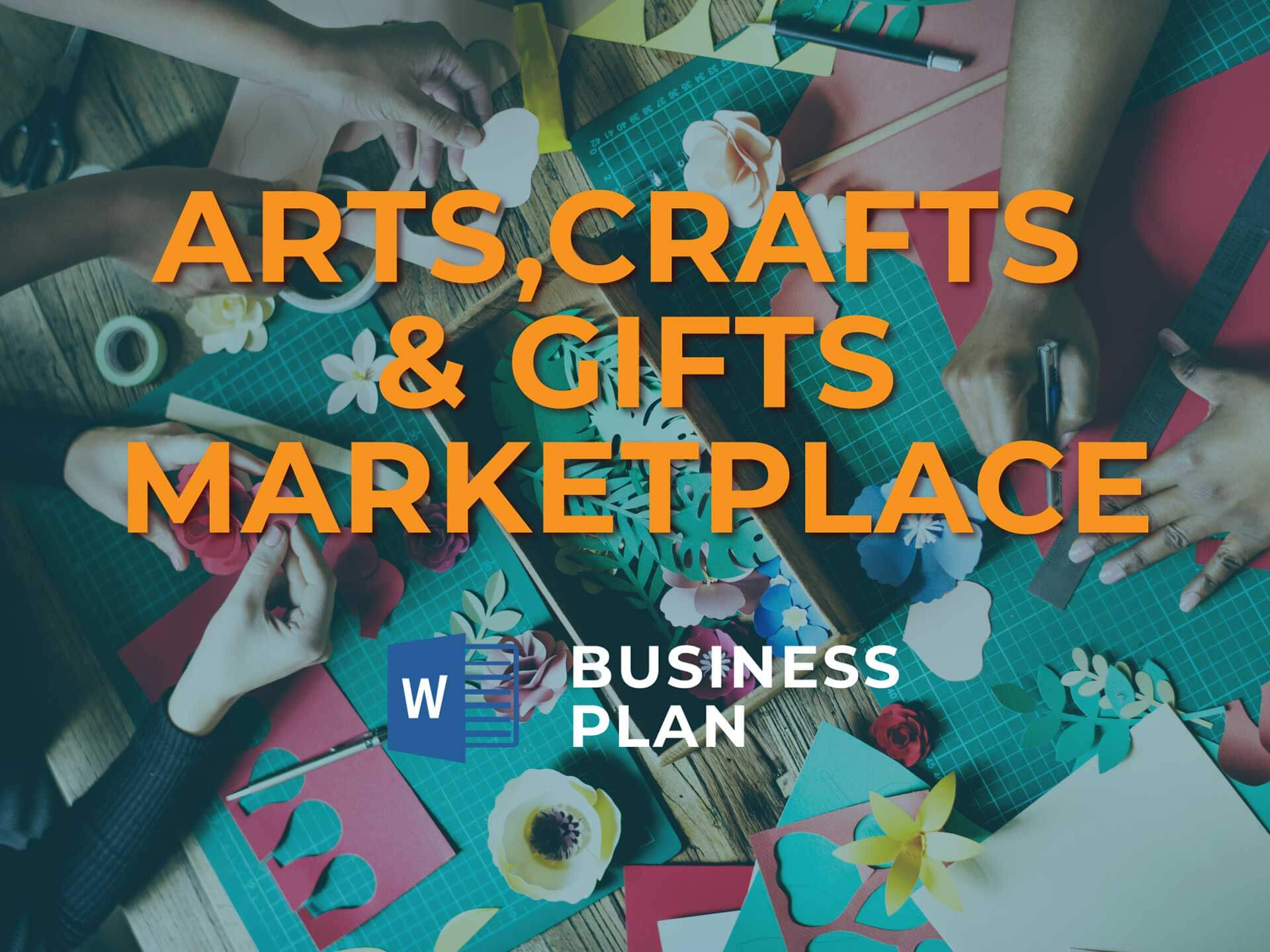 Arts, Crafts & Gifts Marketplace