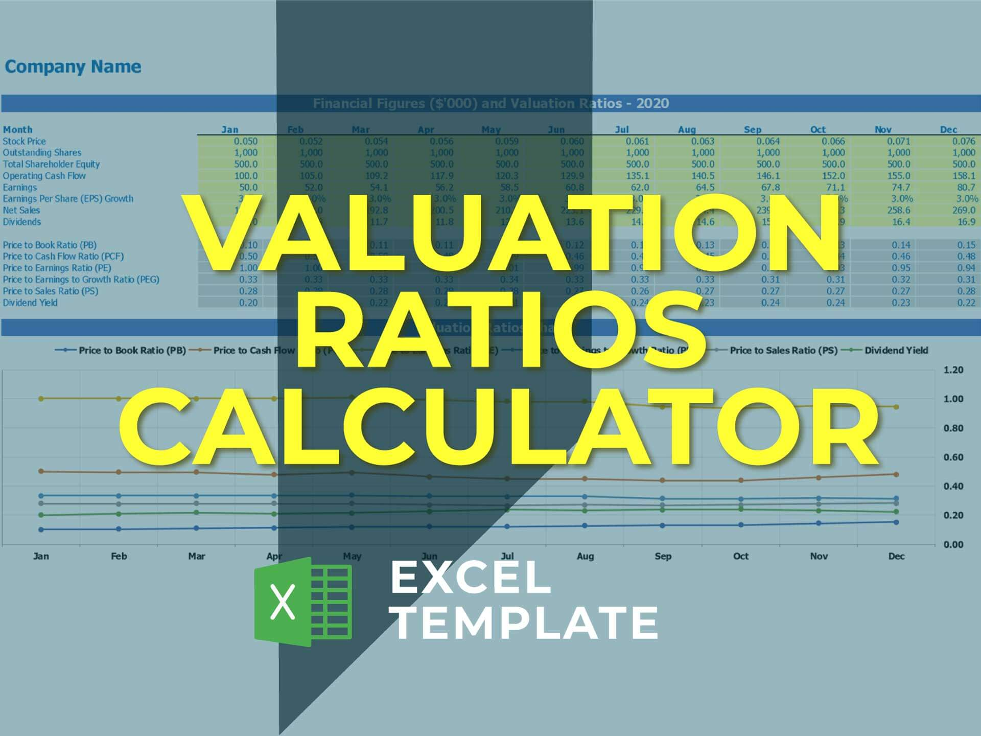 Valuation Ratios Calculator
