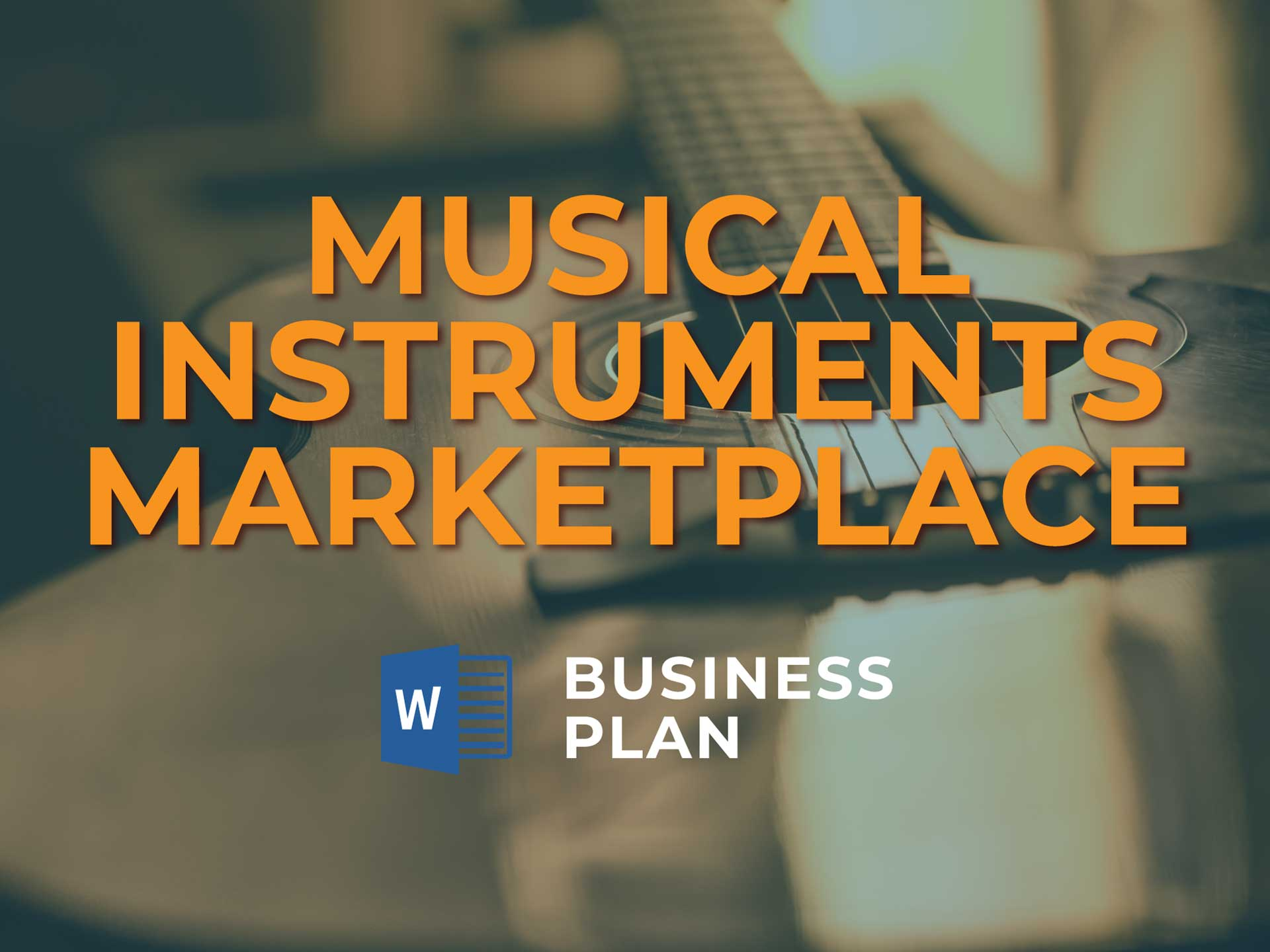 Musical Instruments Marketplace
