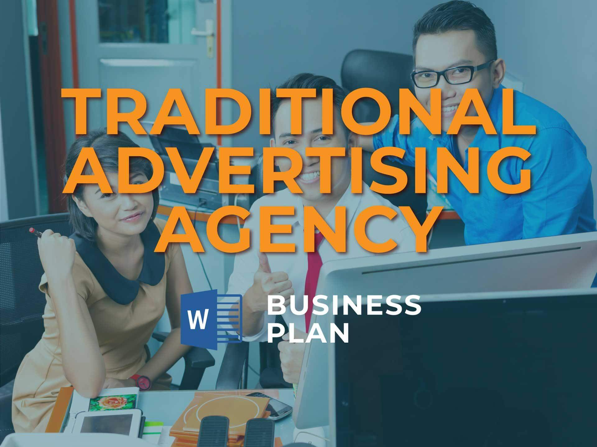 Traditional Advert Agency