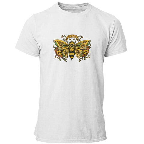 T-shirt Abeille Papillon