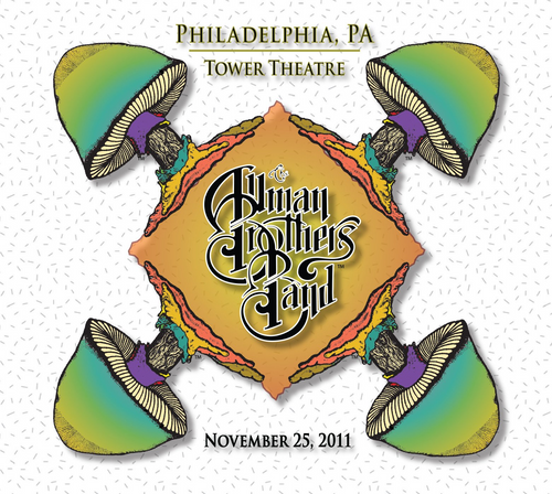 Monthly Specials! - The Allman Brothers Band: 2011 Thanksgiving Run Complete Set