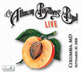 The Allman Brothers Band: 2008-09-30 Live at Merriweather Post Pavilion, Columbia MD, September 30, 2008