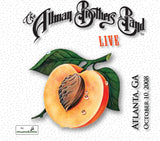 The Allman Brothers Band: 2008-10-10 Live at Chastain Park, Atlanta GA, October 10, 2008